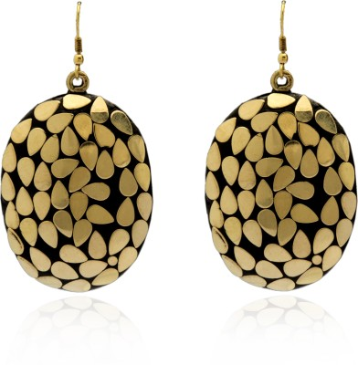 Spanishtree WER-07 Stone Dangle Earring
