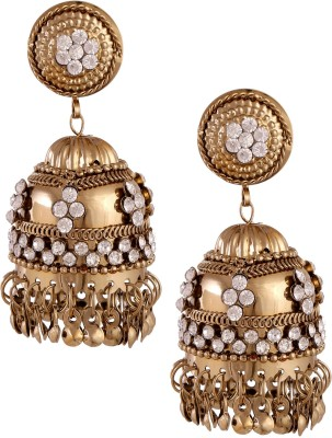 Ritus Collection RJE-0029 Brass Jhumki Earring