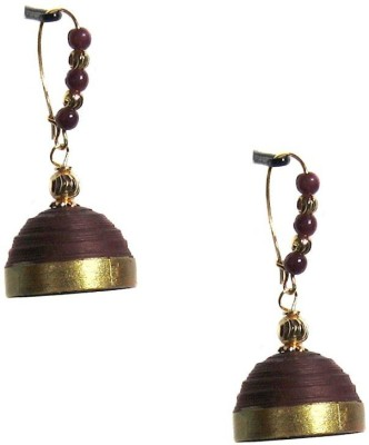 Jyotis Creations Alloy Jhumki Earring
