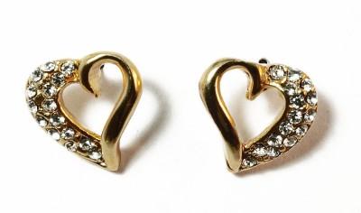 kanishq HEARTLINE Alloy Stud Earring