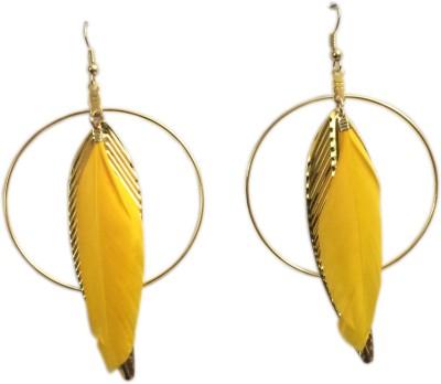 Loops n knots Alloy Dangle Earring