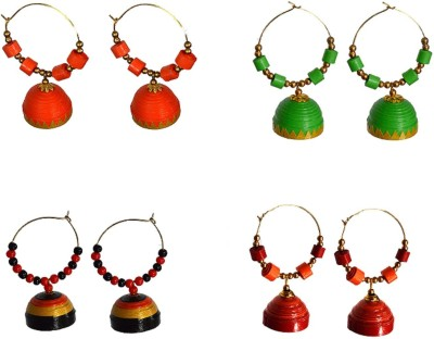 Paperiva Classic Quilled Paper Earring Set