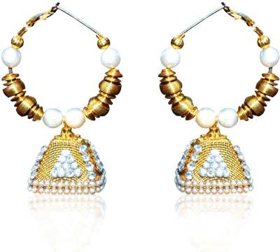 SFJ CLASSICAL Alloy Jhumki Earring