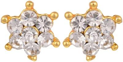 NITS Trend ESDS0110120 Metal Stud Earring