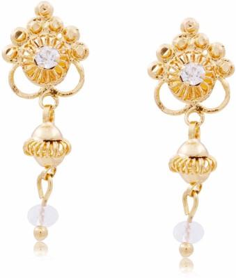 Jewbang Hyderabadi Style Alloy Drop Earring
