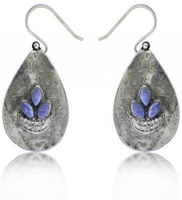 Treta Sterling Silver Dangle Earring