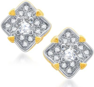 Sukkhi Resplendent Micro Pave Cubic Zirconia Alloy Stud Earring