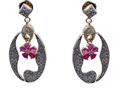 Asset Jewels Sparkle Alloy Dangle Earring