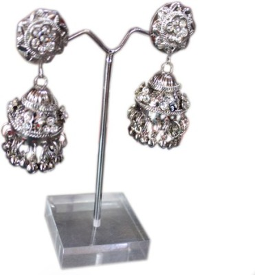 Aza Collections Beautiful Metal Jhumki Earring