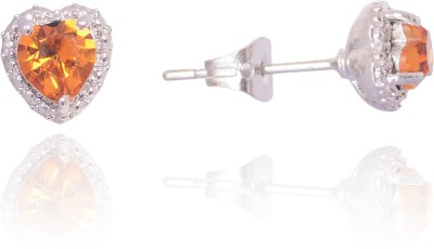 Kuhuk Sparkling dots Alloy Stud Earring