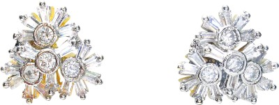 Midas Fashion Cubic Zirconia Alloy Stud Earring