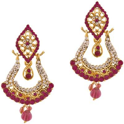 REEVA FASHION JEWELLERY CHANDBALLI EARRING Zinc Drop Earring