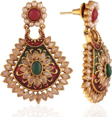 Panini Copper Chandelier Earring