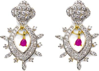 Fashion Bajar Spring Sparkle Alloy Drop Earring