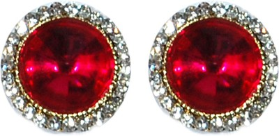 ANAHI Spring Sparkle Metal Stud Earring