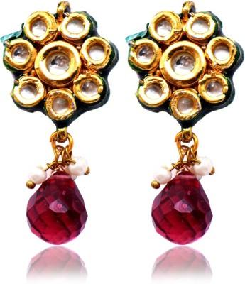 Ratnakar Designer Spark Copper Drop Earring