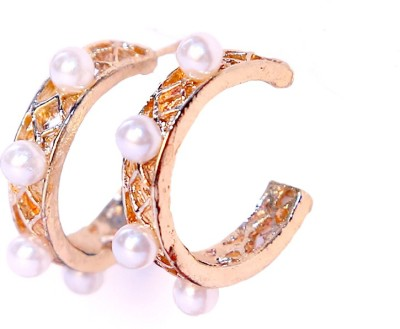 Bigpout Stunning studs Alloy Hoop Earring