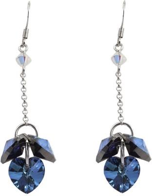 Gildermen GMEA2KRRR2 Crystal Alloy Dangle Earring
