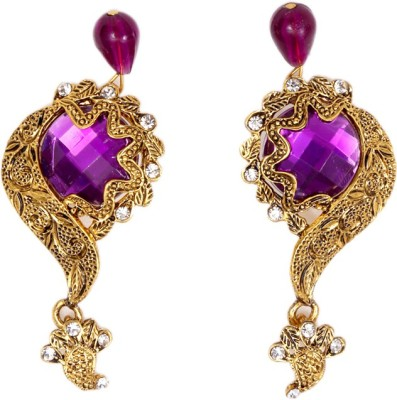 Sgsproducts Princess Delight21 Metal Drop Earring
