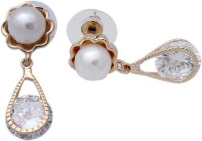 Desi Butik Fashion Jewellery Metal Drop Earring