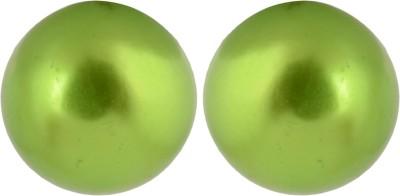 Jewellerynstyle jns-grtpz-ball Stainless Steel Stud Earring