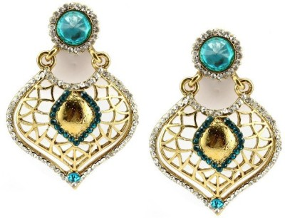 Poetry Accessories Princess Delight Zinc Chandbali Earring