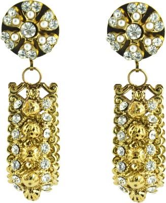 Jyeana Princess Delight Zinc Drop Earring
