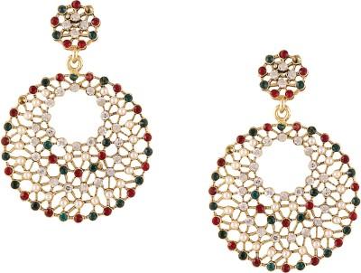 Nami Princess Delight Zinc Drop Earring