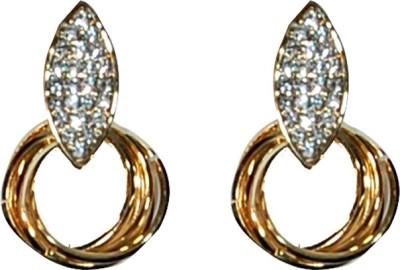 ANAHI Queens Crystal Drop Earring