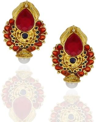 Anuradha Art Traditional Metal Stud Earring