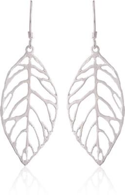 Thingalicious Fall Leaf Alloy Dangle Earring