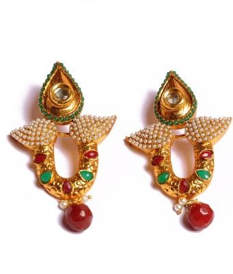 PFJ PFJ3015 Brass, Copper Drop Earring