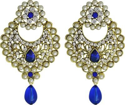 Aura Collection Statement12 Alloy Drop Earring