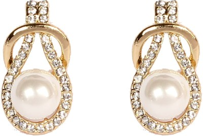 Divitha Allure pretty me water drop earring, grab one today!!! Alloy Drop Earring