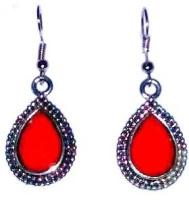 SHRUNGARIKA Ethnic Alloy Dangle Earring