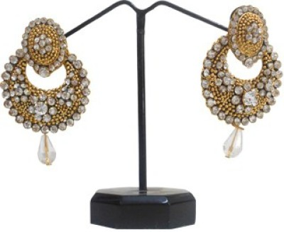 Aza Collections Spring Alloy Drop Earring