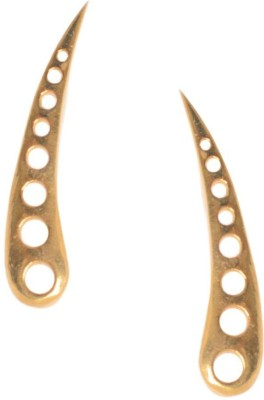 Kuhuk Style precious Silver Cuff Earring