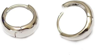 Solidindia Craft Earrings1992 Stainless Steel Hoop Earring