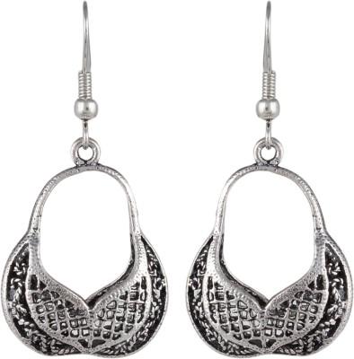 Anamis basket shape fashion AMFJAEP01 Aluminum Dangle Earring