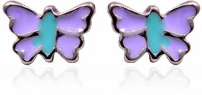 Trendy Baubles Acrylic Stud Earring