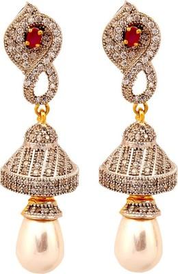 MadeinMyIndia Style Diva Alloy Jhumki Earring