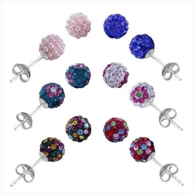 925 Silver Ball Stud Silver Stud Earring