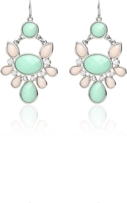 Svelte Unique Exclusive Swarovski Crystal Alloy Dangle Earring