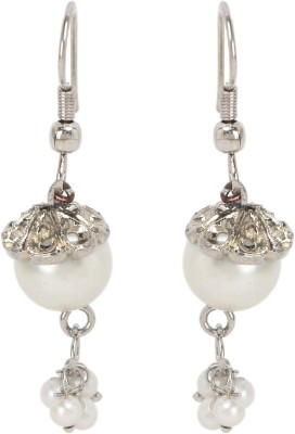 Maisha Pearl bali Alloy Dangle Earring