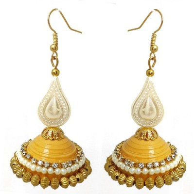 Sowbhagya Enterprises Wedding & Engagement Alloy Dangle Earring