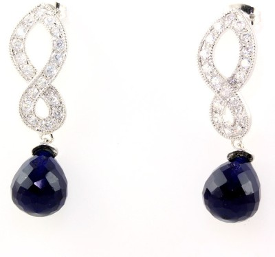 SuperShine jewelry Spring Sparkle Brass Drop Earring