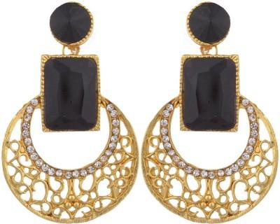 Shourya Awesome Alloy Chandbali Earring