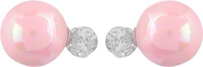 FashionFundamentals Bubble Alloy Stud Earring