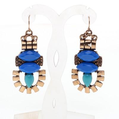 Just Pretty Things Ocean Breeze Earrings Alloy Dangle Earring