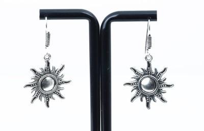 Waama Jewels lovely silver Metal Drop Earring